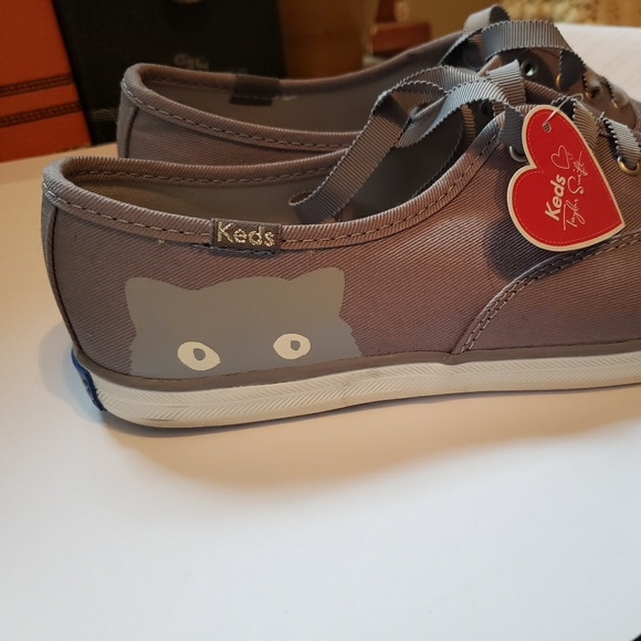 88ff760f26a87 Keds Champion Sneaky Cat by Taylor Swift. 7.5. NWT